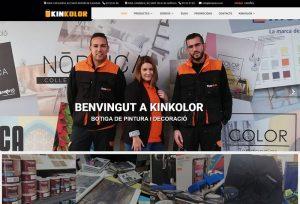 Kinkolor | Estrenem web