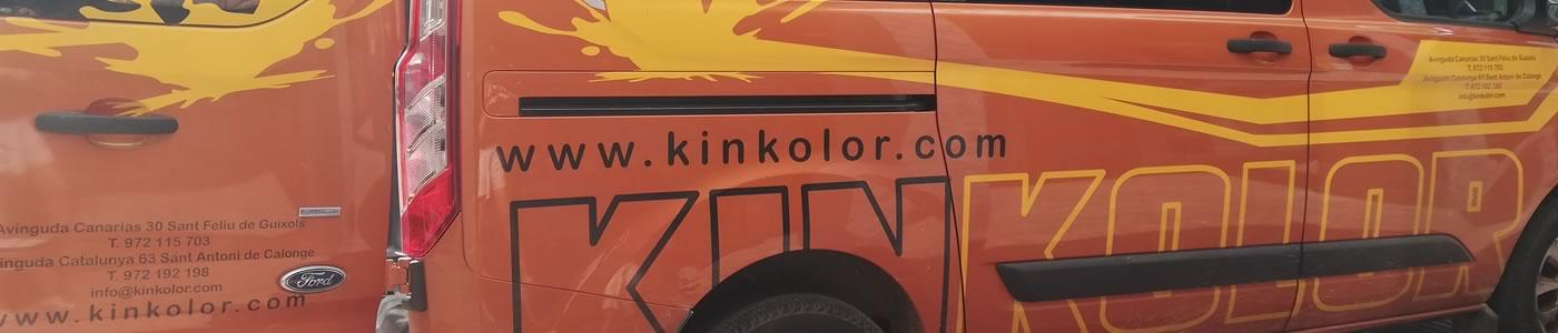 Kinkolor | Repartiment a domicili